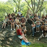 The Euclid Middle School visits Central Park