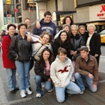 The Suncoast Youth Theatre visits Times Square