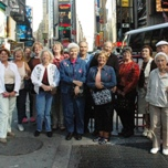The Venice Little Theatre visits Times Square